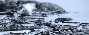 В кают-компании «Порт-Артура» о Порт-Артуре