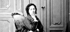 Русская писательница Александра Бахметева