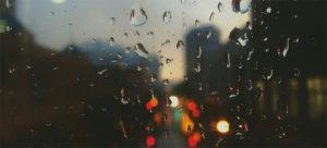 В минорной музыке дождя